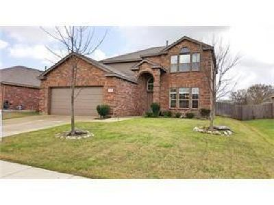 Melissa Single Family Home For Sale: 506 Basswood Lane
