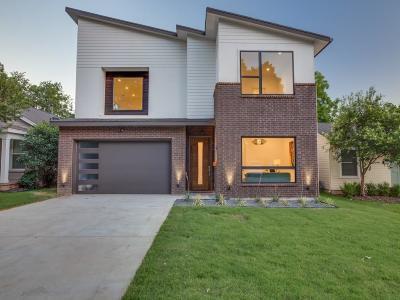 Single Family Home For Sale: 4310 Merrell Road