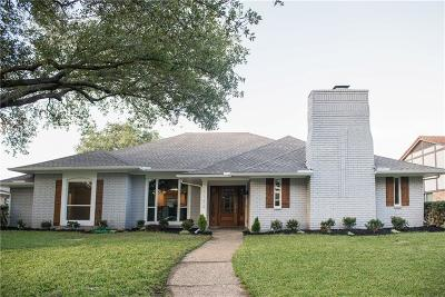 Richardson Single Family Home For Sale: 1132 Brandy Station