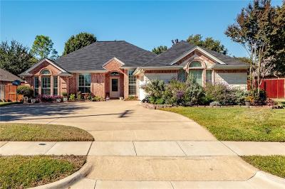 Keller Single Family Home Active Option Contract: 501 Jessie Street
