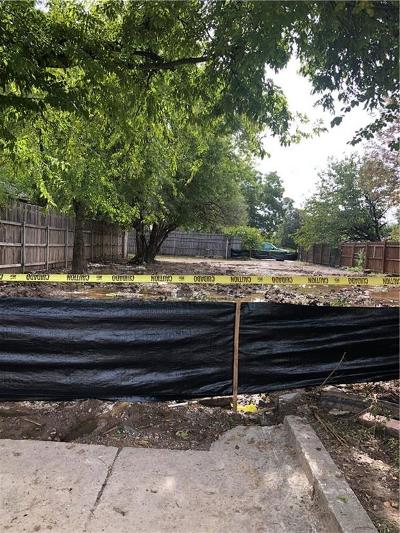 Denton Residential Lots & Land For Sale: 1108 E Hickory Street