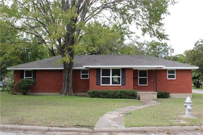 Waxahachie Single Family Home For Sale: 113 Charlotte Avenue