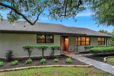 Single Family Home For Sale: 4016 Goodfellow Drive