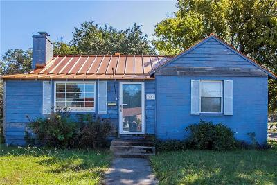 Single Family Home For Sale: 2802 Hedgerow Drive