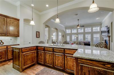 Colleyville Single Family Home Active Option Contract: 825 Creekview Lane
