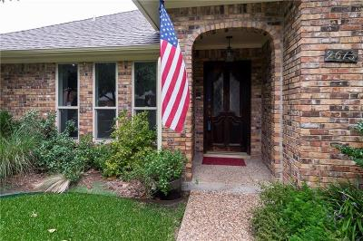 Single Family Home For Sale: 2613 Brown Deer Trail