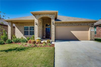 Fort Worth Single Family Home For Sale: 15713 Buffalo Nickel Drive