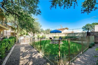 Dallas County Condo Active Option Contract: 11222 Park Central Place #C