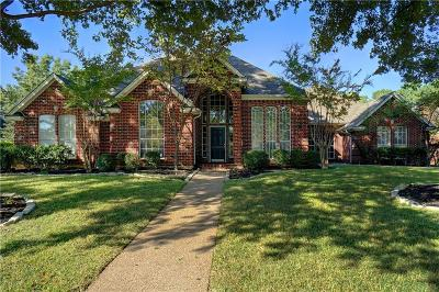 Southlake Single Family Home Active Kick Out: 908 Chimney Hill Trail