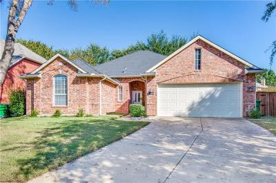Flower Mound Single Family Home For Sale: 2304 Pinehurst Drive