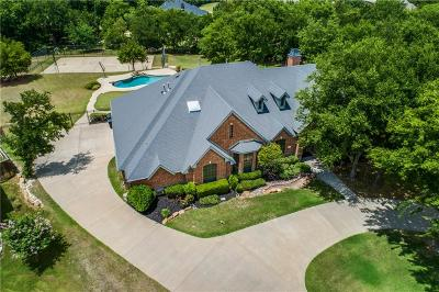 Midlothian Single Family Home For Sale: 5811 Castle Way