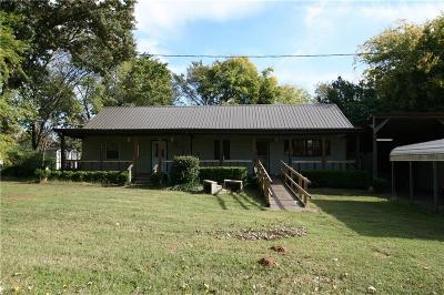 Grand Saline Single Family Home Active Option Contract: 5684 Vz County Road 1222