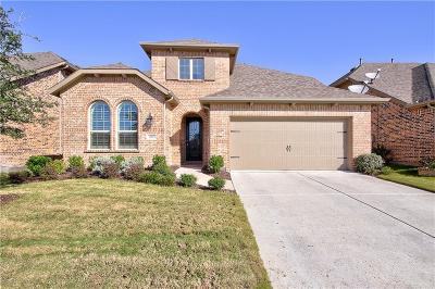 Prosper Single Family Home For Sale: 15517 Governors Island Way