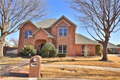 Abilene Single Family Home For Sale: 2409 Spyglass Hill Court