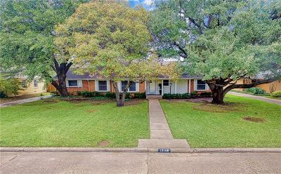 Dallas County Single Family Home For Sale: 12108 Fieldwood Lane