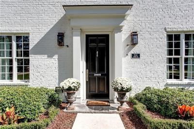 Fort Worth Single Family Home For Sale: 2511 Rogers Avenue