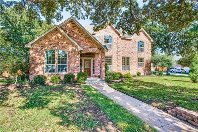 Denton Single Family Home For Sale: 3821 Deer Forest Drive