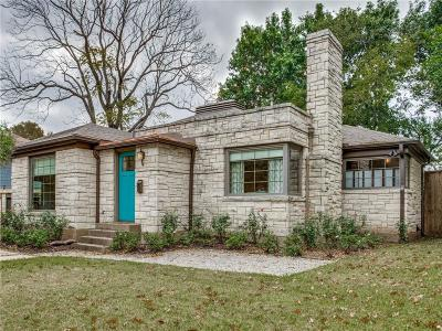 Single Family Home Active Option Contract: 2214 Lawndale Drive