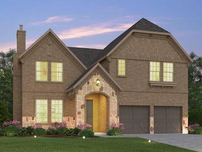 The Colony Single Family Home For Sale: 3728 Dover
