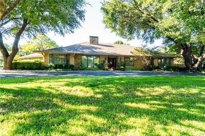 Single Family Home For Sale: 11419 Rosser Road