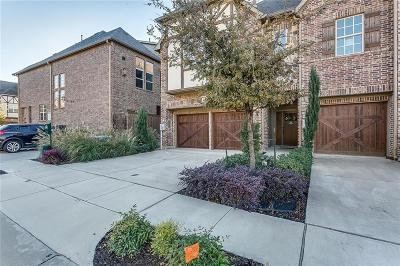 Lewisville Townhouse For Sale: 580 Hampshire Drive