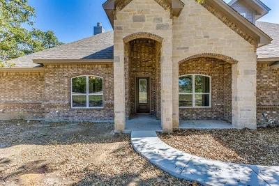 Archer County, Baylor County, Clay County, Jack County, Throckmorton County, Wichita County, Wise County Single Family Home For Sale: 125 Private Road 3496