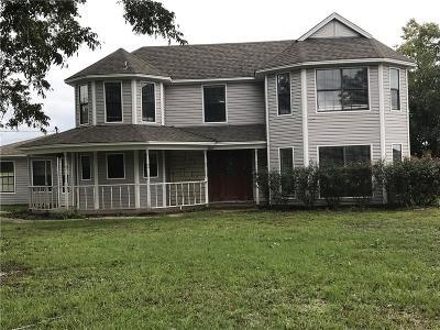 Navarro County Single Family Home Active Contingent: 815 County Road 0185