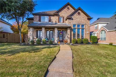 Rockwall Single Family Home For Sale: 755 Shores Boulevard