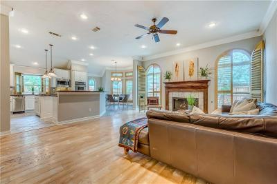 Coppell Single Family Home Active Contingent: 110 Westwind Drive