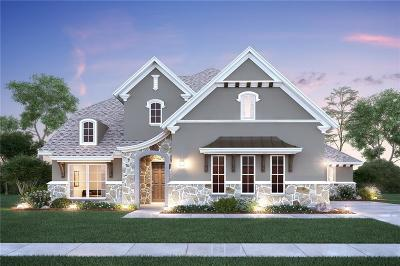 Colleyville Single Family Home For Sale: 4108 Lombardy Court