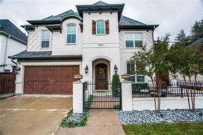 Fort Worth Single Family Home For Sale: 5529 Pershing Avenue