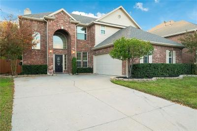 Wylie Single Family Home For Sale: 1105 Wooded Creek Avenue