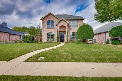 Lewisville Single Family Home For Sale: 1653 Shannon Drive