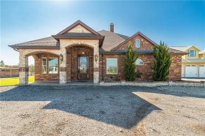 Farmersville Single Family Home Active Contingent: 20550 County Road 818