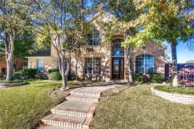 Plano Single Family Home For Sale: 3501 Brewster Drive