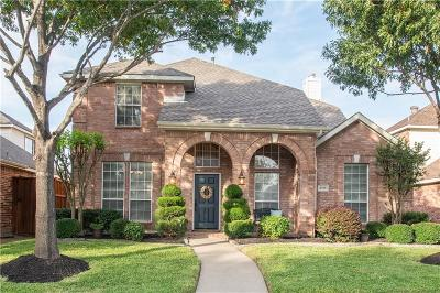 Frisco Single Family Home For Sale: 2748 Spanish Moss Trail