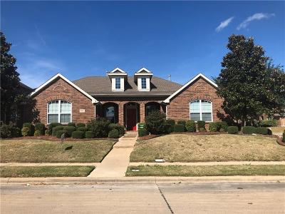 Glenn Heights Single Family Home For Sale: 631 Magnolia Lane