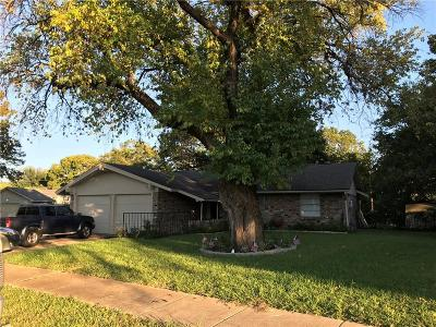 Single Family Home For Sale: 3512 Galaxie Drive