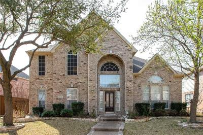 Garland Single Family Home For Sale: 5513 Deer Brook Road