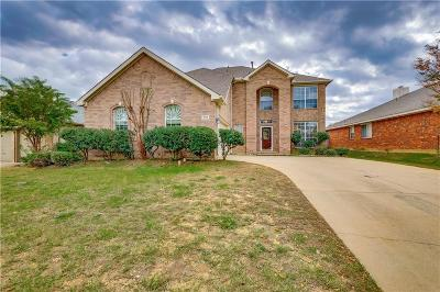 Corinth TX Single Family Home For Sale: $265,000