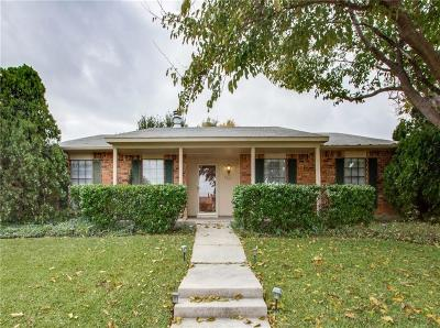 The Colony Single Family Home For Sale: 5505 N Colony Boulevard