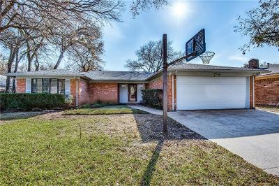 Hurst, Euless, Bedford Single Family Home For Sale: 704 Sandlin Drive