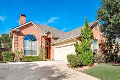 Irving Single Family Home Active Option Contract: 9803 Hickory Hollow Lane