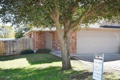 Azle Residential Lease For Lease: 756 Stribling Circle