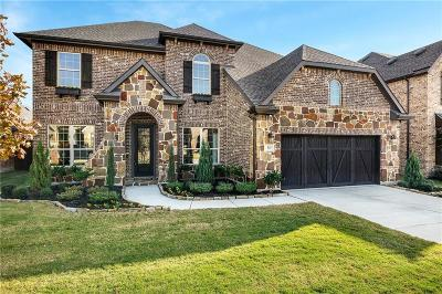 Keller Single Family Home For Sale: 543 Hidden Meadow Drive
