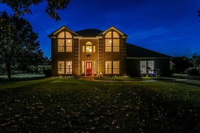Burleson Single Family Home For Sale: 2516 Castle Road