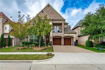 The Colony Single Family Home For Sale: 8248 Lindsay Gardens