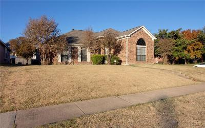 McKinney Single Family Home For Sale: 2302 Summit Drive
