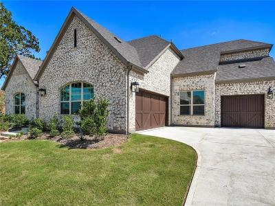 Keller Single Family Home For Sale: 420 Silver Chase Drive
