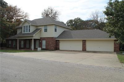 Weatherford Single Family Home Active Option Contract: 431 Valley Road